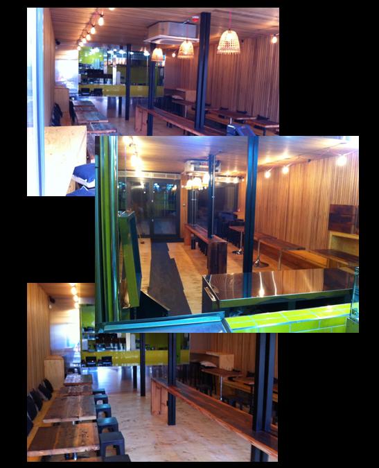 Box Park Restaurant